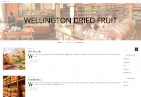 Wellington dried fruit